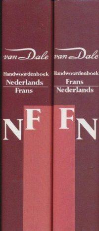 Van Dale Handwoordenboek Frans Nederlands (set 2 delen) 9789066482081