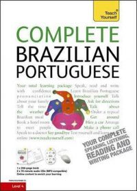 Complete Brazilian Portuguese Beginner to Intermediate Course 9781444104165