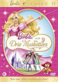 BARBIE & DE DRIE MUSKETIERS 5050582704396