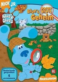 Blue's Clues - Blue's Grote Geheim 8714865553046