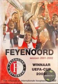 Feyenoord Seizoen 2001-2002 8715972000980