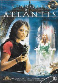 Stargate Atlantis seizoen 2 (Volume 4) 8712609042191