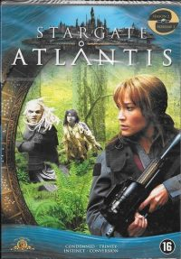 Stargate Atlantis seizoen 2 (Volume 2) 4 afleveringen 8712609044003