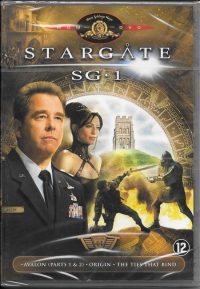 Stargate Sg.1 (Avalon Parts 1 & 2 + origin en ties tht bind) 8712609043723