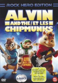 Alvin and the chipmunks 8712626022329