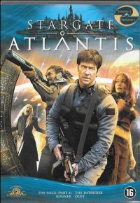 Stargate Atlantis: The Siege (part 3). The Intruder. Runner. Duet 8712609043587