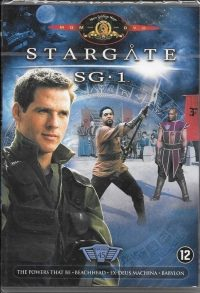Stargate Sg.1 Volume 45 afleveringen (9.5/9.6/9.7/9.8) 8712609043860