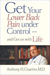 Get Your Lower Back Pain under Control-and Get on with Life 9780801897313