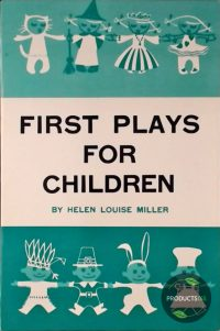 1st Plays for Children 9780823802685