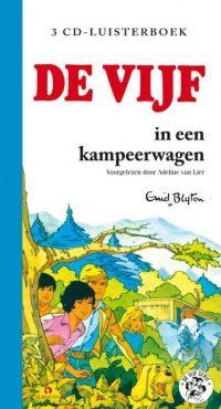 De Vijf In Een Kampeerwagen Luisterboek 3 Cd's 9789047603450