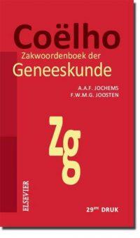Coëlho Zakwoordenboek Der Geneeskunde 9789062287550