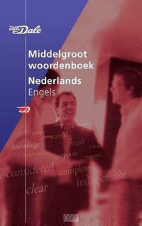 Van Dale Concise Dutch-English Dictionary 9789066482814