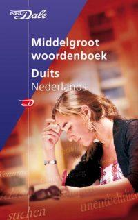 Van Dale Middelgroot woordenboek Duits-Nederlands 9789066482883