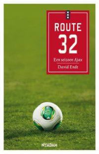 Route 32. Een seizoen Ajax 9789046816158