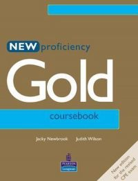 New Proficiency Gold Course Book 9780582507272