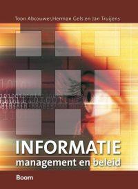 Informatiemanagement en informatiebeleid 9789012117951