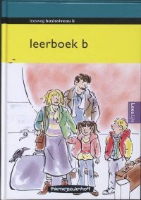 Leeslijn - Leesweg b Leerboek 9789006611632