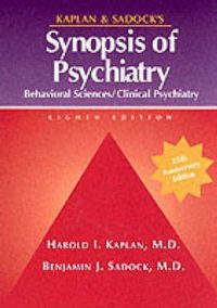 Synopsis of Psychiatry 9780683303308