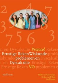 Protocol ernstige rekenWiskunde-problemen en dyscalculie 9789023249726