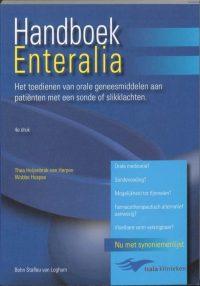 Handboek enteralia 9789031361069