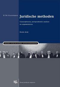Boom Juridische studieboeken - Juridische methoden 9789089749680