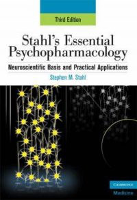 Stahl's Essential Psychopharmacology 9780521673761