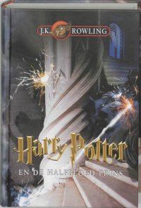 Harry Potter en de halfbloed prins - J.K. Rowling 9789061697671