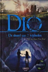 Dio: De Sleutel Van 7 Wijsheden 9789093690374