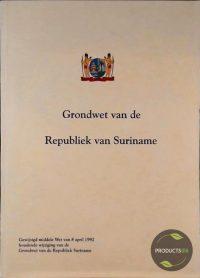 Grondwet van de Republiek van Suriname 7423649210211