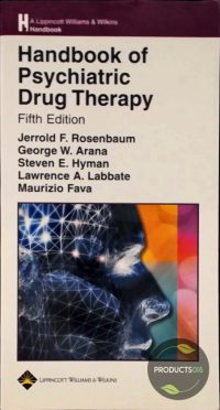 Handbook of Psychiatric Drug Therapy 9780781751889