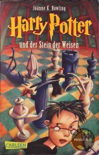 Harry Potter Und Der Stein Der Weisen 9783551354013
