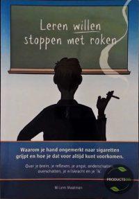 Leren willen stoppen met roken 9789090267791