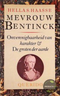 Mevrouw Bentinck 9789021465159