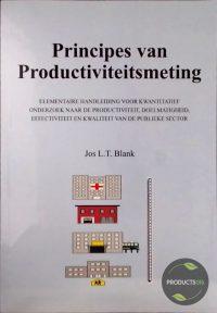 Principes van Productiviteitsmeting 9789042303843