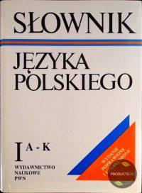 Słownik Języka Polskiego 9788301109028