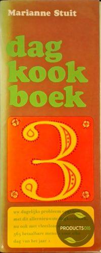 3 Dagkookboek 9789023452799