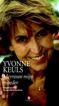 Mevrouw Mijn Moeder Luisterboek 2 Cd S 9789054441618