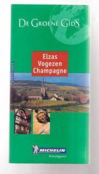 Elzas, Vogezen, Champagne 9782061004074