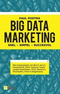 Big data marketing 9789492196200