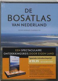De Bosatlas van Nederland 9789001122317