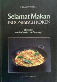 SELAMAT MAKAN INDONESISCH KOKEN 9789051212112