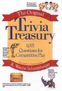 The Original Trivia Treasury 9780471527596