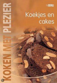 Koken Met Plezier Koekjes En Cakes 9789036617642