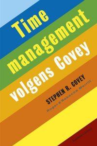 Timemanagement Volgens Covey 9789047019060