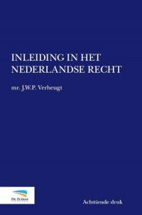 Inleiding in het Nederlandse recht 9789090290256