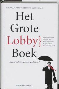 Het grote Lobbyboek 9789047001058