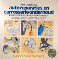 AUTOREPARATIES EN CARROSSERIE ONDER 9789061204572
