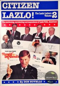 Citizen Lazlo! 9781563051821