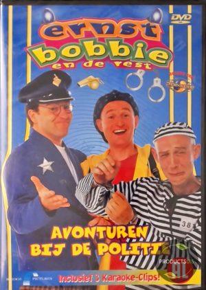 Ernst,Bobby-Bij De Politie 8711983452336