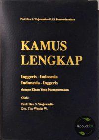 Kamus Lengkap : Inggeris - Indonedia / Indonedia - Inggeris Kamus Lengkap